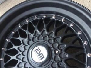 "$550 (Tax-In)- NEW 16""BBS RS reps (4x100/4x108/4x114)- BMW E30/ Mini/ Jetta/ Rabbit/ Golf/ Accent/ Fit/ Miata/ Fiesta"