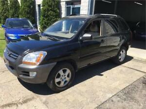 2008 KIA SPORTAGE*** 4 CYLINDRES+AUTOMATIQUE+MAGS+3900$***