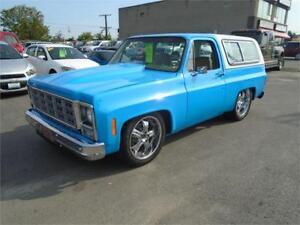 """1979 Chevy Blazer """"CUSTOM SHOW TRUCK CHIP FOOSE APPROVED!!'"""