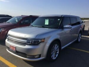 2014 Ford Flex Limited, Moonroof, Leater seats, Back-up Camera