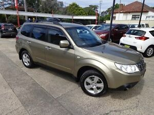 2008 Subaru Forester MY08 XS Bronze 4 Speed Auto Elec Sportshift Wagon Sylvania Sutherland Area Preview