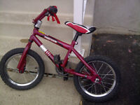 BOYS SUPERCYCLE 14INCH BIKE