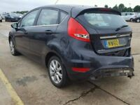 FORD FIESTA 2009 BREAKING FOR SPARES TEL 07814971951 HAVE FEW IN STOCK