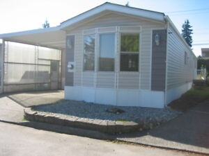 *OPEN HOUSE* AS NEW MOBILE HOME. WEDNESDAY 1.30-3PM.  $219K.