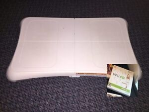 Wii Fit Board and Video Game - Orleans