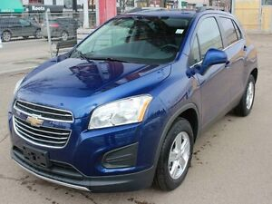 2016 Chevrolet TRAX LT AWD SUNROOF FINANCE AVAILABLE