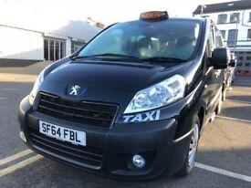 Peugeot Eurotaxi Lx Short wheel base in Black Only 53k on clock F/S/H £17999.99