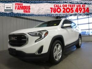 2018 Gmc Terrain SLE. Text 780-205-4934 for more information!