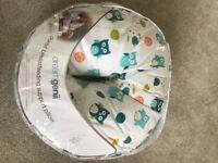 DreamGenii Breast Feeding Support Pillow