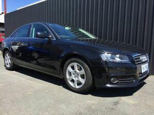 2010 Audi A4 B8 (8K) 1.8 TFSI Black CVT Multitronic Sedan