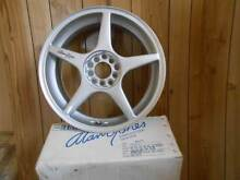 New Alan Jones signature series 4 rim set holden vectra,vwbeetle Uralla Uralla Area Preview
