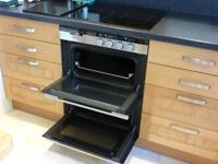 Fisher and Paykel Electric Double Oven