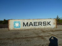 40ft. Container & 20ft. containers