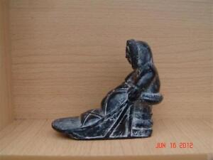 Wolf Original Inuit with Sled