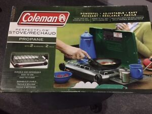 Coleman Stove - new in box