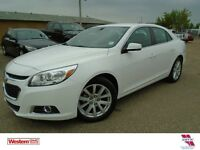 2015 Chevrolet Malibu LOW KMS ~ Great Value