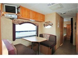 2007 Pilgrim Lite 28LQB  Travel Trailer Quad Bunk Beds Oakville / Halton Region Toronto (GTA) image 18
