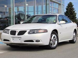 2005 Pontiac Bonneville Bonneville GXP | White-Gold Tricot | 4.6