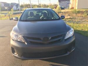 2011 Toyota Corolla CE...NEW PRICE 6995$...CAR IN DARTMOUTH
