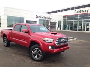 2017 Toyota Tacoma TRD Sport Upgrade 4x4 Double Cab 140.6 in. WB