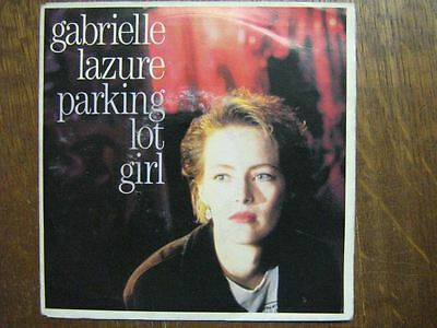 GABRIELLE LAZURE 45 TOURS HOLLANDE PARKING LOT GIRL