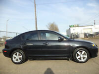 2004 Mazda Mazda3 Sport Sedan----AMAZING SHAPE IN AND OUT