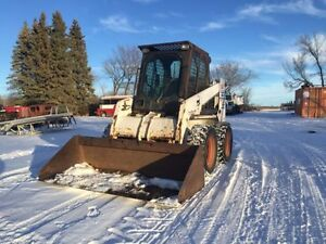 763 Bobcat with Low hours