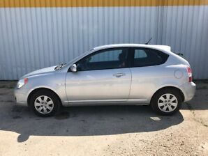 2010 Hyundai Accent GL 123KM!! No Rust! Awesome Shape!!