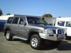 2007 Nissan Patrol Grey Automatic Wagon Embleton Bayswater Area Preview