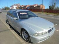 BMW 5 SERIES 2.2 520I ES SE TOURING 5DR....ESTATE, 2003 (53 REG).