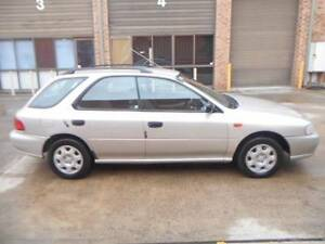 2000 Subaru Impreza Hatchback auto AWD Smithfield Parramatta Area Preview