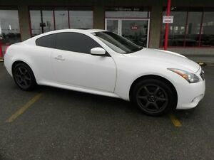 2011 INFINITI G37 Coupe AWD COUPE Leather,  Heated Seats,  Back-