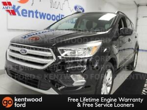 2018 Ford Escape SE ecoboost 4WD, power heated seats, back up ca