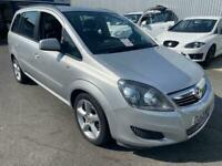 2013 Vauxhall Zafira 1.8 EXCLUSIV 5DR MPV Petrol Manual