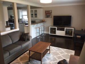 3 Bedroom, 1 BA unit on Hamilton Mountain, Utilities Included