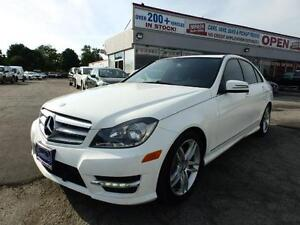 2013 Mercedes-Benz C300 4 MATIC ECO BLUETOOTH SUNROOF