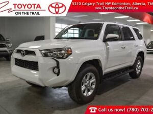 2015 Toyota 4Runner SR5 UPGRADE, NAVIGATION, LEATHER, HEATED SEA