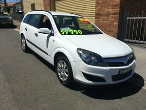 2009 Holden Astra 2 CD White Automatic Wagon Croydon Burwood Area Preview