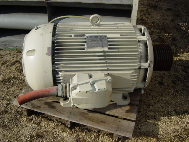 150 Hp Siemens Electric Motor, 460V/3/60, 1785 RPM