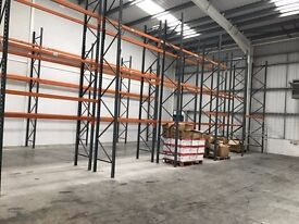 High Bay Pallet Racking