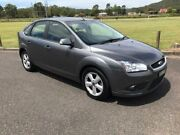 2007 Ford Focus LT LX Grey 4 Speed Sports Automatic Hatchback West Gosford Gosford Area Preview