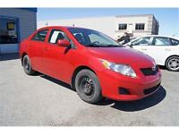 2010 Toyota Corolla CE, FINNACEMENT MAISON, $6,950