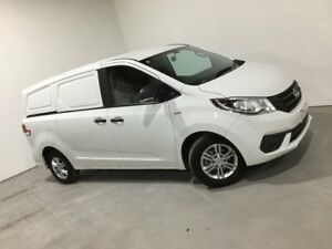 2018 LDV G10 SV7C White 6 Speed Automatic Van Mile End South West Torrens Area Preview