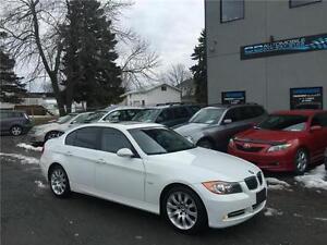 2008 BMW 335XI AUTOMATIQUE + AWD + 127 641KM + GARANTIE INCLUSE
