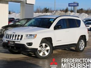 2012 Jeep Compass Sport/North 4X4 | HEATED SEATS | LOADED