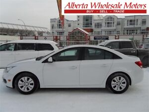 2016 CHEVROLET CRUZE LT EASY FINANCE WE FINANCE ALL CALL TODAY