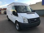 2010 Ford Transit MWB VM T330 140 White Manual Woodville Charles Sturt Area Preview