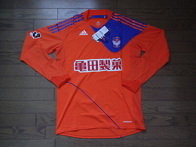 Albirex Niigata 100% Authentic Player Issue Jersey 2010 J League XO BNWT [912] image