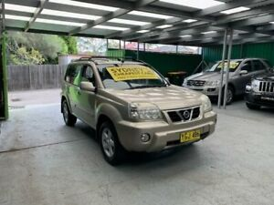 2002 Nissan X-Trail T30 Ti Luxury Champagne Automatic Wagon Croydon Burwood Area Preview