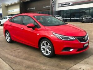 2018 Holden Astra BL MY18 LT Red 6 Speed Sports Automatic Sedan Muswellbrook Muswellbrook Area Preview